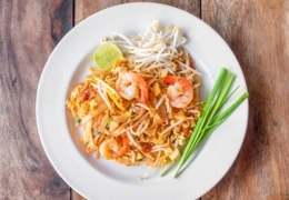 Check out my pad: Authentic Pad Thai in Vancouver