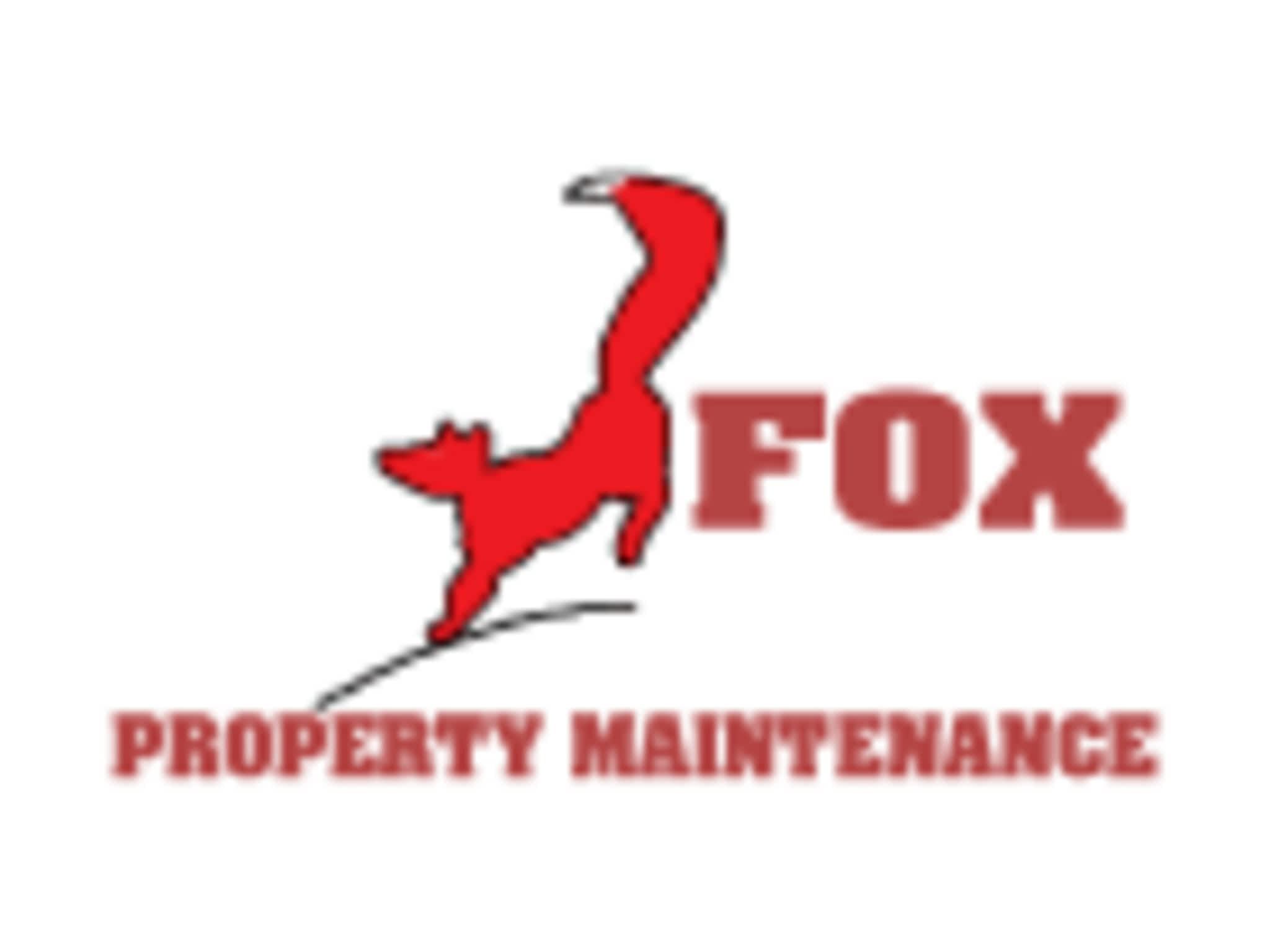 photo Fox Property Maintenance
