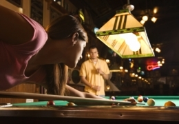 Vancouver pool halls where you can sharpen your game