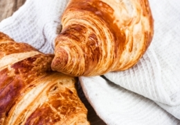 Find the flakiest croissants in Victoria