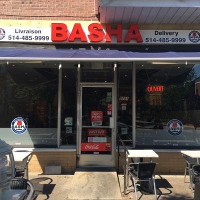 Basha - Fast Food Restaurants