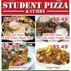 Student Pizza & Curry Inc - Indian Restaurants - 416-447-4992