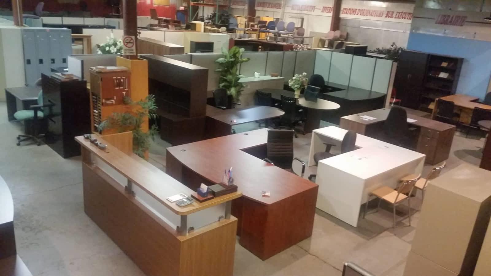 Lentrepôt mobilier de bureau horaire douverture 170 boul de l