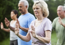Outdoor venues to practice Tai Chi in Vancouver