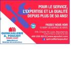 Quincaillerie A Pouliot Ltée - Logo