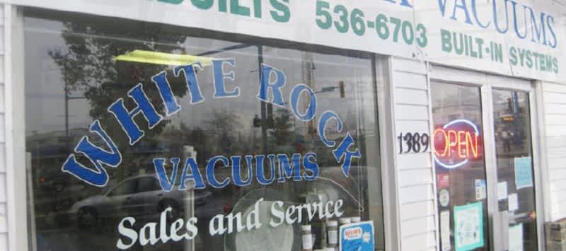photo White Rock Vacuum & Sewing