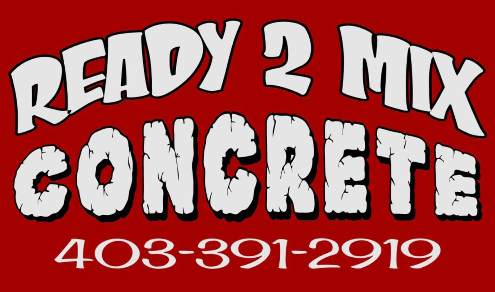 Ready 2 Mix Concrete Ltd - Opening Hours - 37564 Range Road