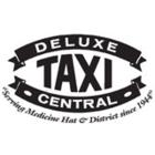 Deluxe Central Taxi - Logo