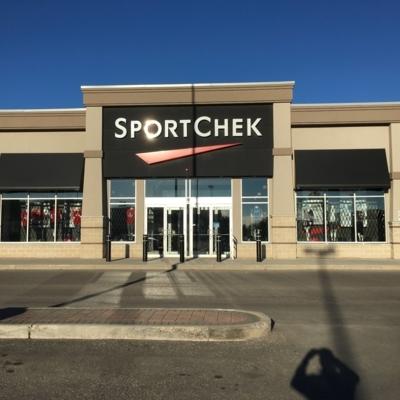 Sport Chek - Sporting Goods Stores - 204-888-4554