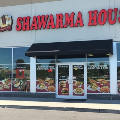 Shawarma House - Middle Eastern Restaurants - 613-680-8300