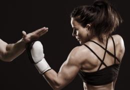 Kick-butt boxing gyms in Edmonton
