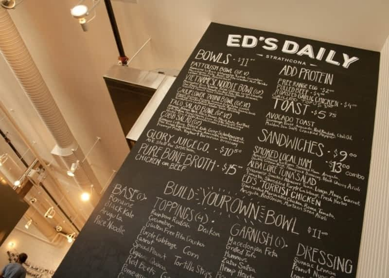 photo Ed's Daily Café and Commissary