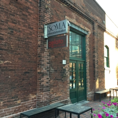 Soma Chocolatemaker - Restaurants - 416-815-7662