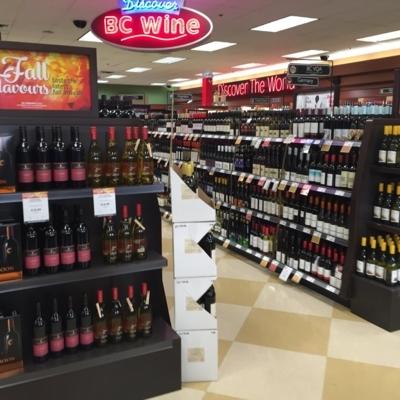 BC Liquor Store - Spirit & Liquor Stores - 604-591-3433