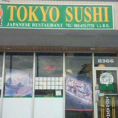 Tokyo Sushi - Japanese Restaurants - 905-475-7778