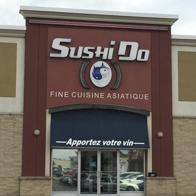 Sushi-Do - Seafood Restaurants - 450-969-6767