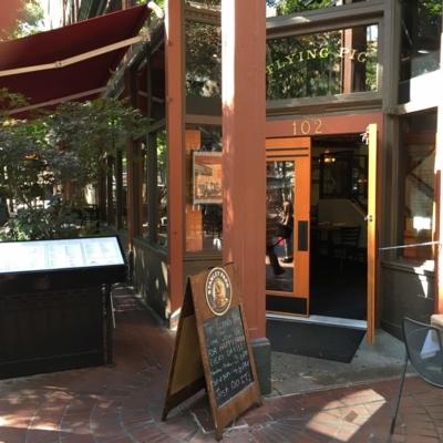 The Flying Pig - Breakfast Restaurants - 604-559-7968