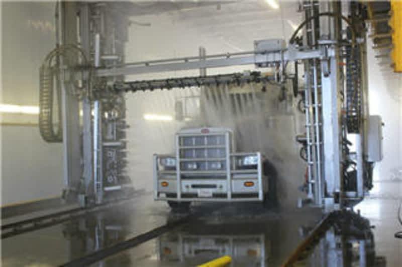 Car Wash Equipment Edmonton