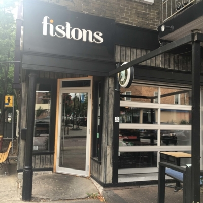 Restaurant Les Fistons - Greek Restaurants