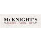 McKnight's Fashion Flowers Gifts - Gift Shops