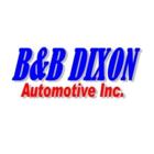 B & B Dixon Automotive - New Auto Parts & Supplies - 905-895-5184