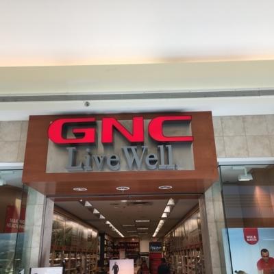 GNC - Magasins de produits naturels