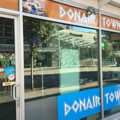 Donair Town - Greek Restaurants - 604-569-1124
