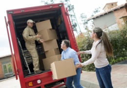 Professional moving companies in Vancouver
