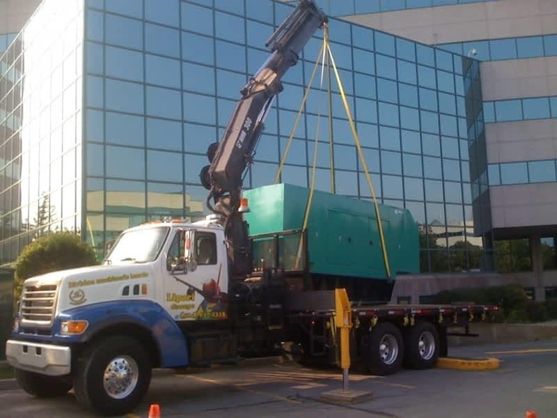 photo Lipari Group Machinery Mover