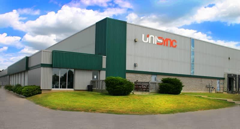 photo Unisync Group Ltd
