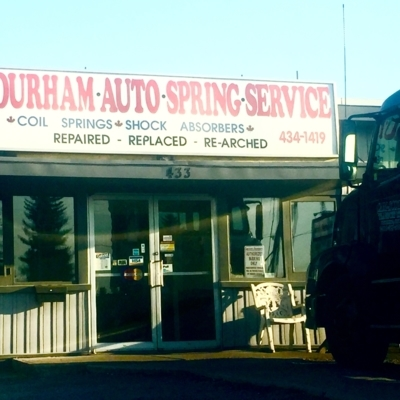 Durham Auto Spring Service - Shock Absorbers - 905-434-1419