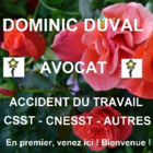 Dominic Duval - Avocat - CNESST - Employment Lawyers