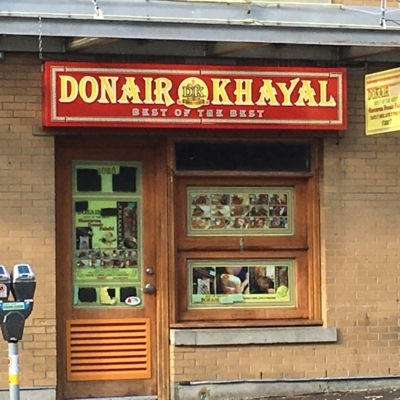 Donair D K Restaurant - Middle Eastern Restaurants