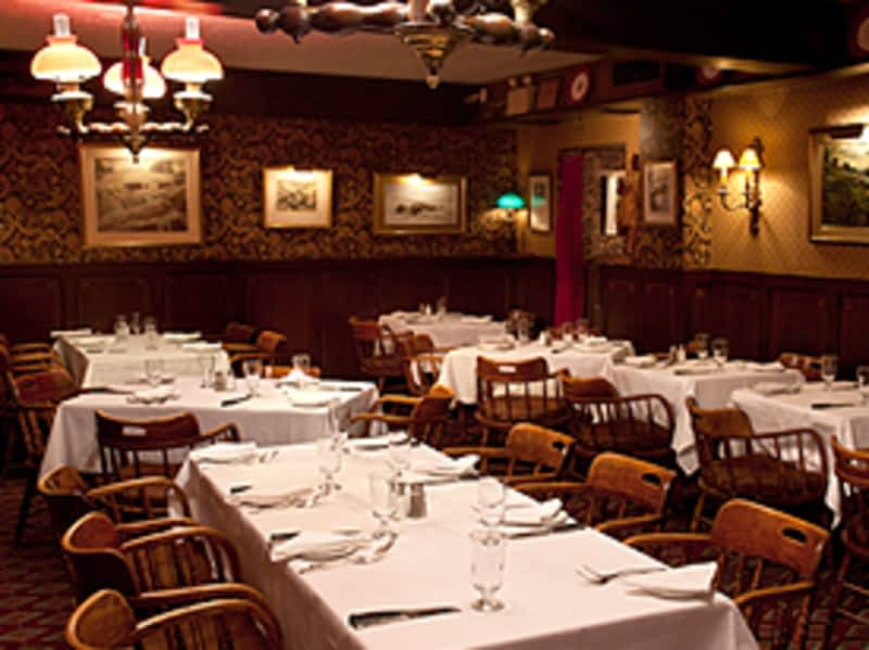 photo Barberian's Steak House