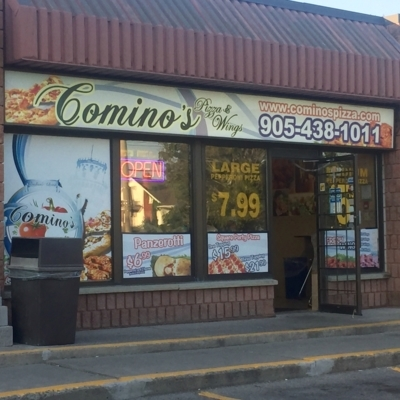 Cominos - Pizza et pizzérias - 905-438-1011