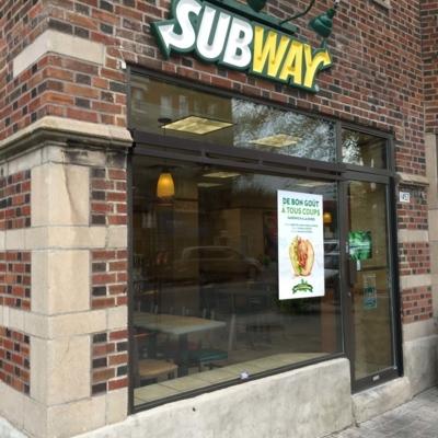 Subway - Restaurants américains - 514-271-9535