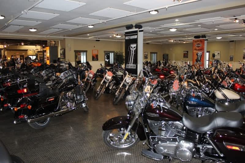 Gasoline alley harley davidson red deer county ab 37 for Motor city harley davidson hours