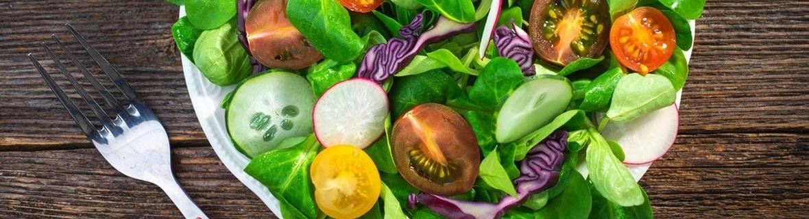 Pour une bonne salade à Montréal