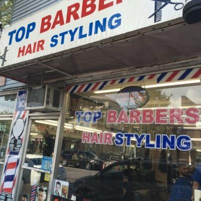 Top Barbers Hairstyling - Barbers - 604-294-9989