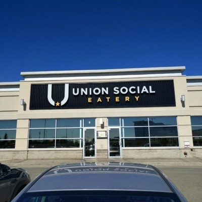 Union Social Eatery - Asian Restaurants - 905-814-1234