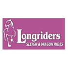 Longriders Hayrides - Logo