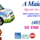 A Maid For A Day - Commercial, Industrial & Residential Cleaning - 403-283-2500