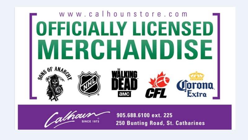 photo Calhoun Sportswear