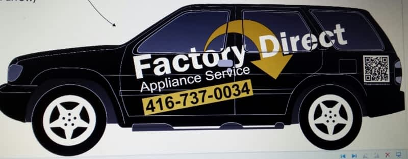 Factory Direct Appliance Service Toronto On 1365