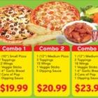 Diana's Pizza - Pizza & Pizzerias - 905-549-7474