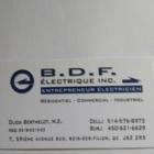 Voir le profil de B D F Electrique Inc - Auteuil