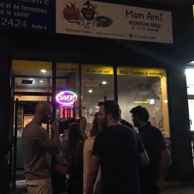 Mon Ami - Restaurants coréens - 514-439-2580