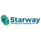 Starway Moving & Transport Inc - Déménagement et entreposage