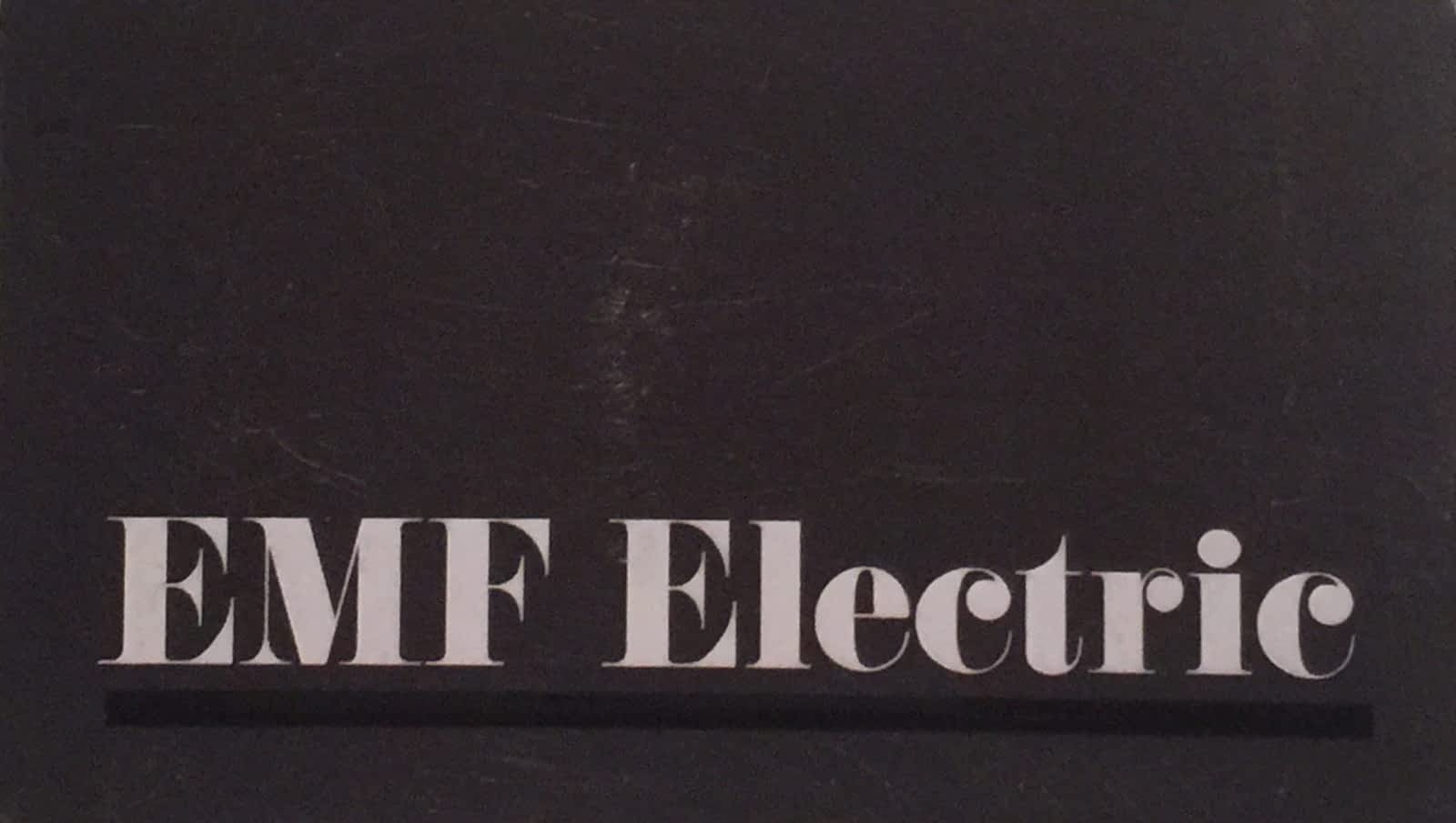EMF Electric - Opening Hours - 1295 Seymore St, Vancouver, BC