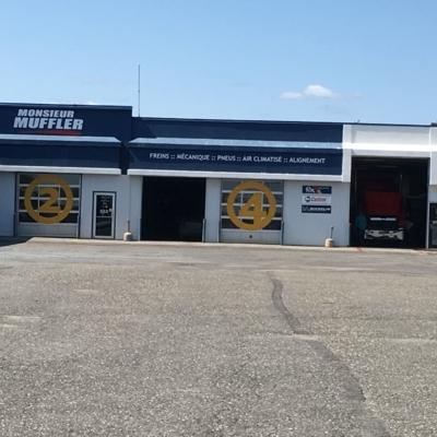 Monsieur Muffler - Garages de réparation d'auto